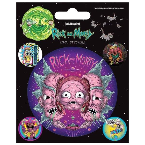 Pyramid Rick and Morty: Psychedelic Visions Rick and Morty: Psychedelic Visions