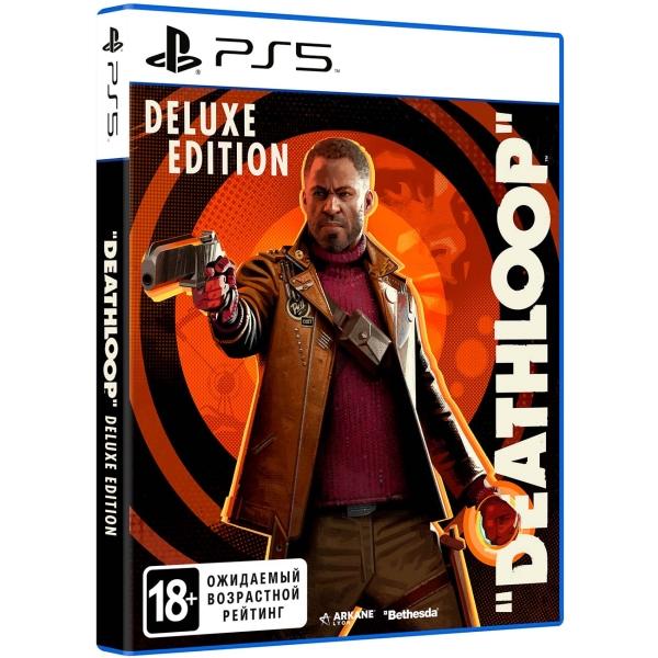 Bethesda Deathloop. Издание Deluxe