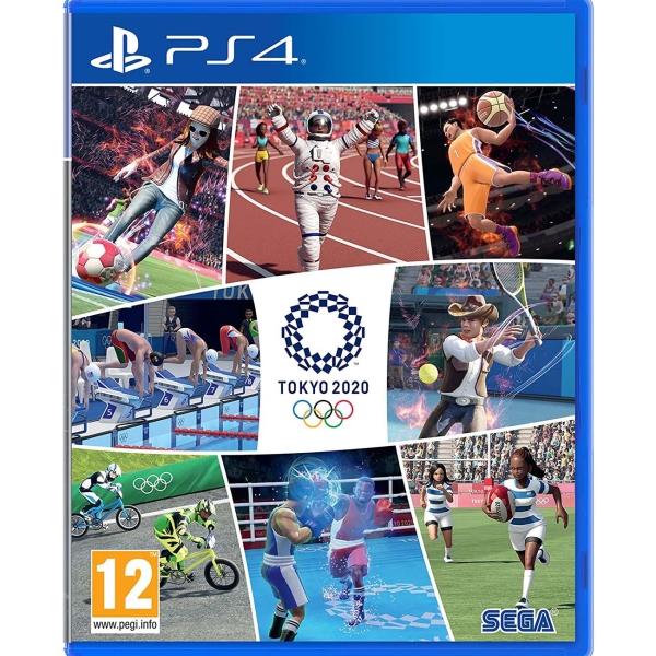 Sega Tokyo 2020 Olympic Games