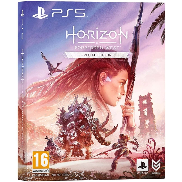 Sony Horizon Запретный Запад. Специальное издание