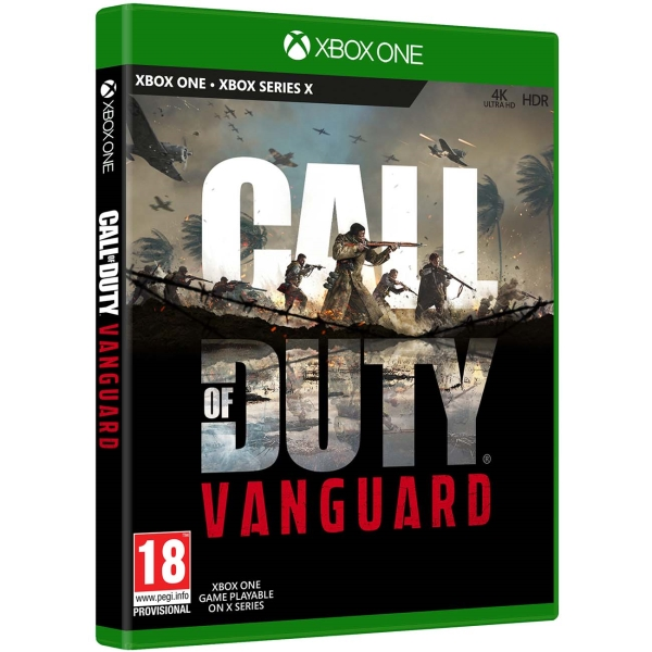 Activision Call of Duty: Vanguard