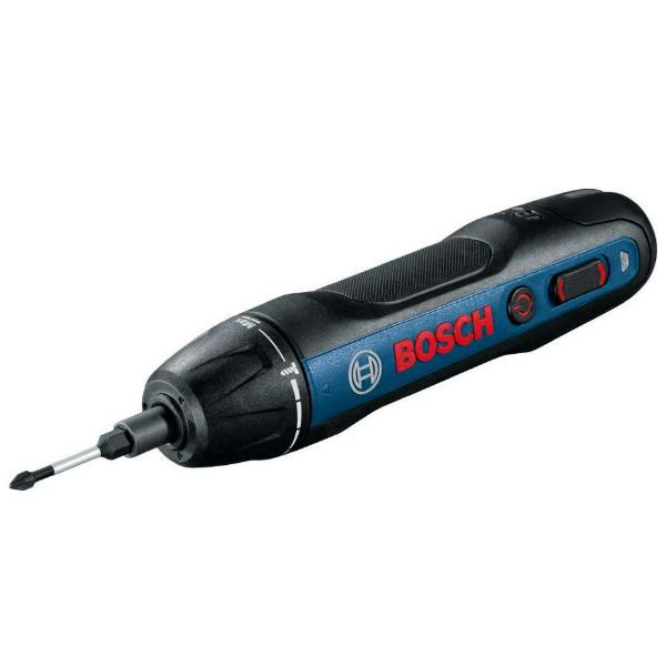 Отвертка аккумуляторная Bosch Go 2 (0.601.9H2.100)