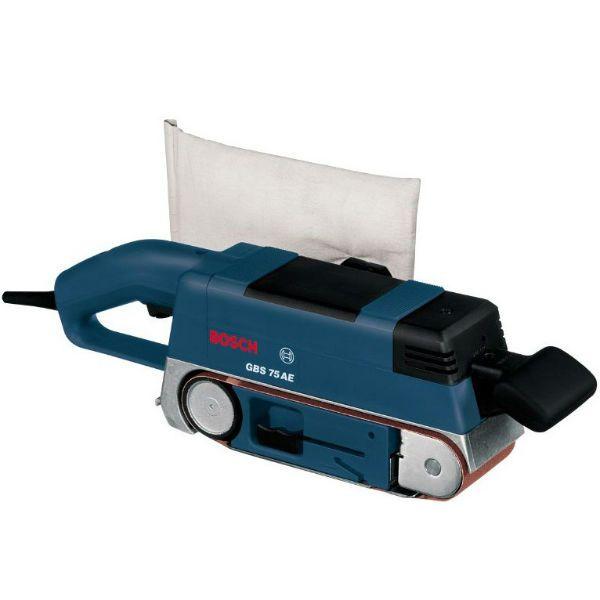 Ленточная шлифовальная машина Bosch GBS 75 AE (0.601.274.708)