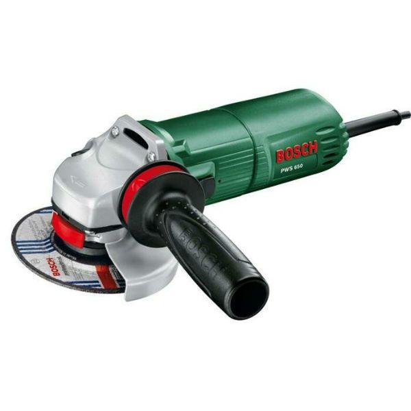Угловая шлифовальная машина Bosch PWS 650-115 (0.603.411.021)