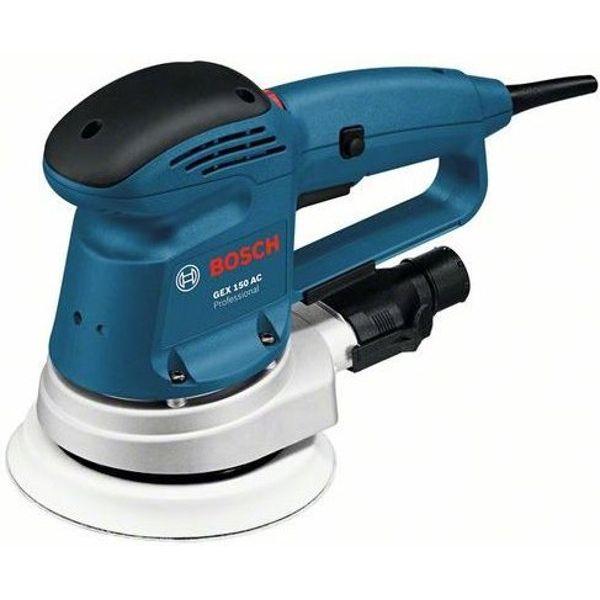 Шлифмашинка эксцентриковая Bosch GEX 150 AC (0.601.372.768)