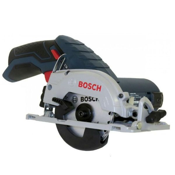 Электропила циркулярная Bosch GKS 12V-26 без АКБ и ЗУ (0.601.6A1.001)