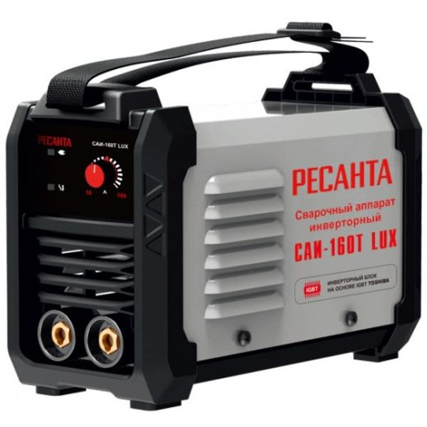 Сварочный аппарат Ресанта САИ-160Т LUX (65/69) фото