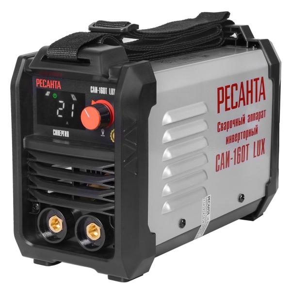Сварочный аппарат Ресанта САИ-160Т LUX (65/69)