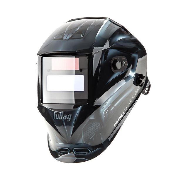 Маска для сварки Fubag Optima Team 9-13 Black (38074) хамелеон