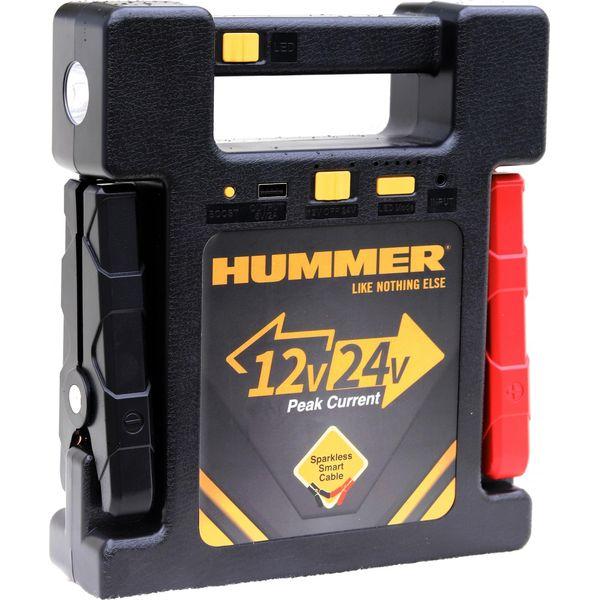Пусковое устройство Hummer HMR24 (Power Bank, LED фонарь)