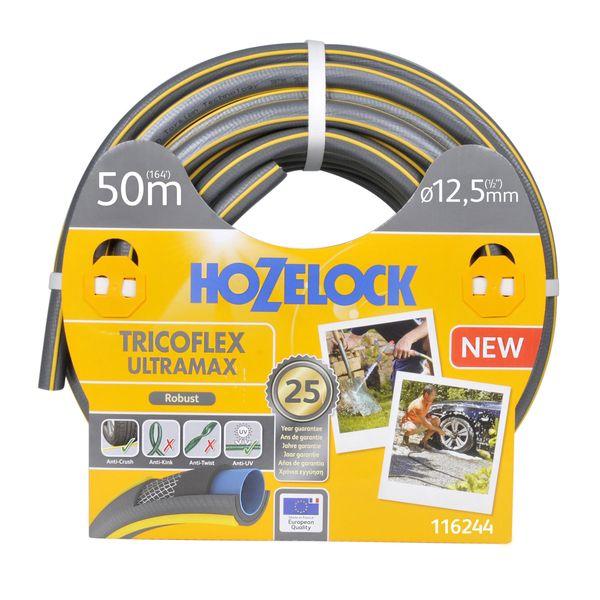 Шланг садовый HoZelock 116244 Tricoflex Ultramax (50м 1/2\'\')
