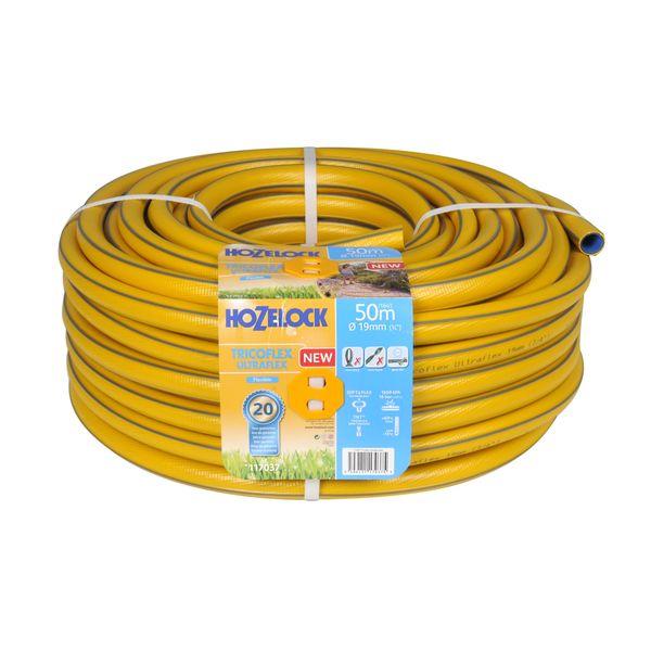 Шланг садовый HoZelock 117037 Tricoflex Ultraflex (50м 3/4\'\')