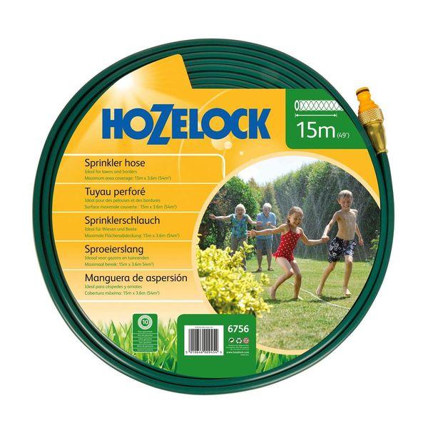 Шланг садовый HoZelock 6756 (15м 1/2\'\')