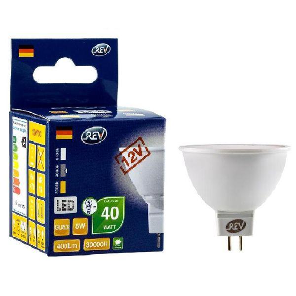 Лампа REV Ritter 32369 3 3Вт GU5.3 250лм 3000К