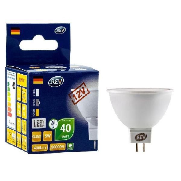 Лампа REV Ritter 32372 3 5Вт GU5.3 420лм 4000К