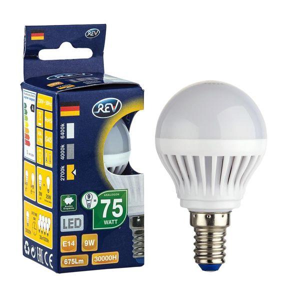 Лампа REV Ritter 32406 5 g45 E14 9w 2700k