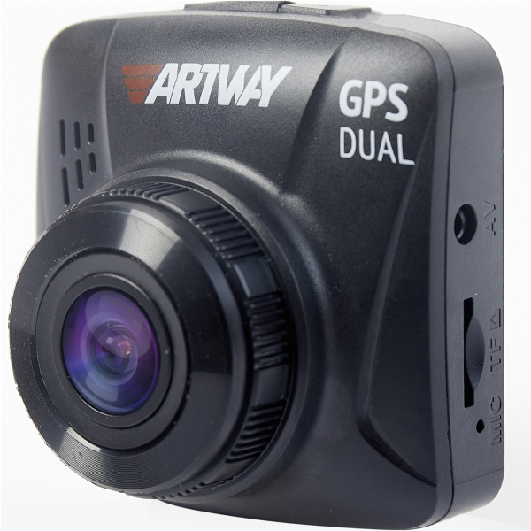 Видеорегистратор Artway AV-398 GPS Dual Compact