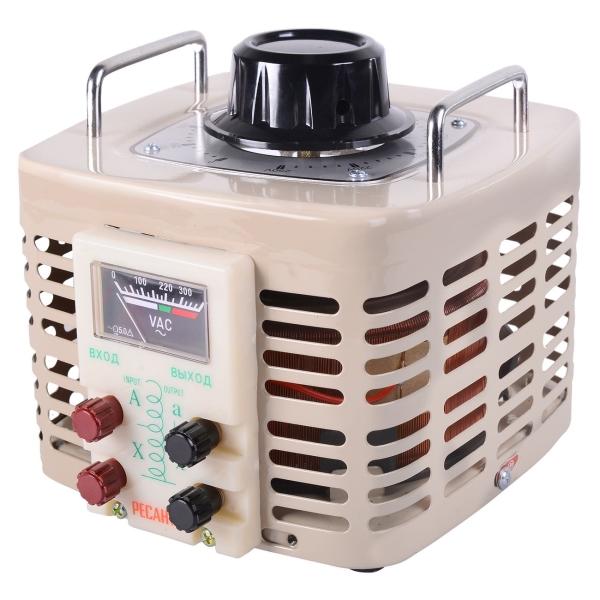 Стабилизатор напряжения Ресанта, TDGC2-3К 3kVA (63/5/3), бежевый  - купить со скидкой
