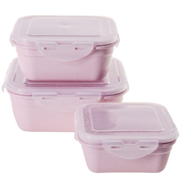 Набор контейнеров Loraine 29550 (1480/1000/400мл)