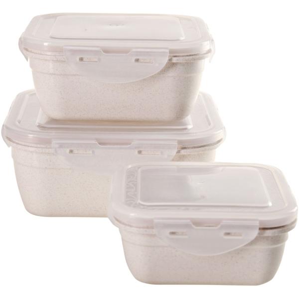 Набор контейнеров Loraine 29551 (1480/1000/400мл)