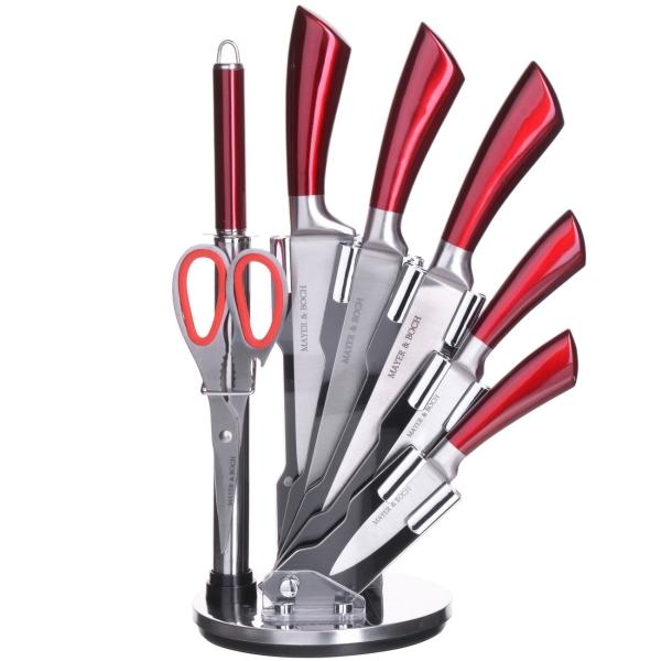 Набор кухонных ножей Mayer&Boch 28755 (8 предметов)