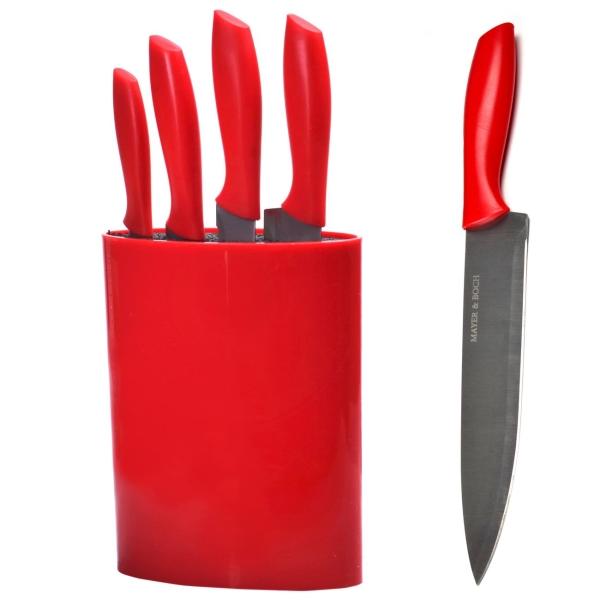 Набор кухонных ножей Mayer&Boch 29656 (5 предметов)
