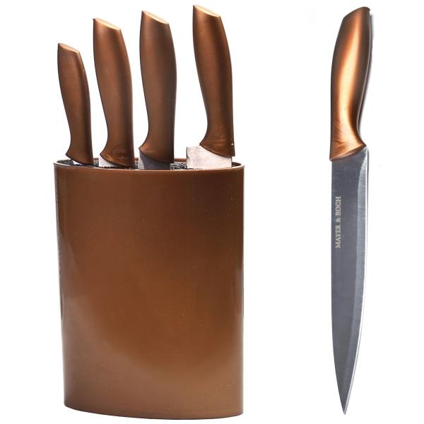 Набор кухонных ножей Mayer&Boch 29657 (5 предметов)