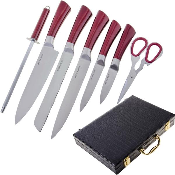 Набор кухонных ножей Mayer&Boch 29765 (8 предметов)