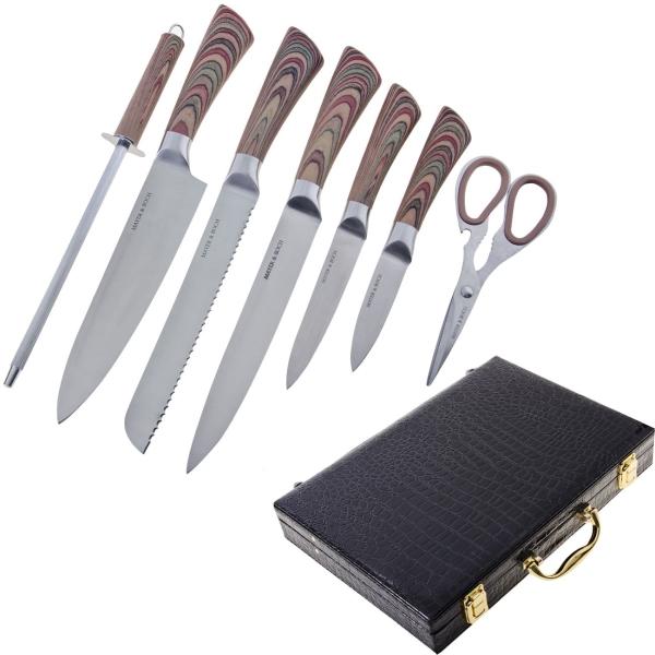 Набор кухонных ножей Mayer&Boch 29766 (8 предметов)