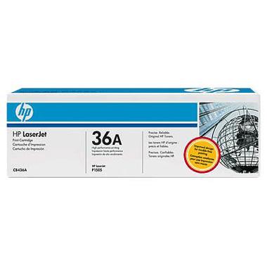 Картридж для лазерного принтера HP 36A (CB436A) картридж для лазерного принтера hp 33a cf233a