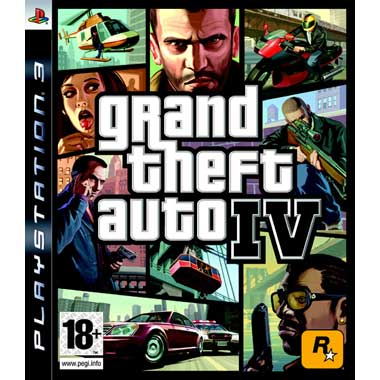 Игра для PS3 . GTA IV игра для ps3 fifa 17