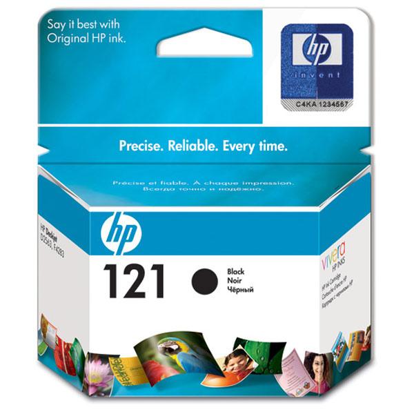 Картридж для струйного принтера HP 121 (CC640HE) картридж для струйного принтера hp 11 magenta c4837a