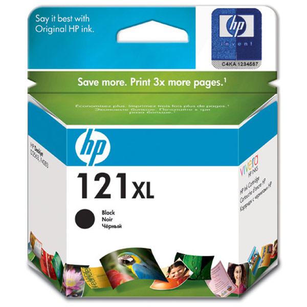 Картридж для струйного принтера HP 121XL (CC641HE) картридж для струйного принтера hp 11 magenta c4837a