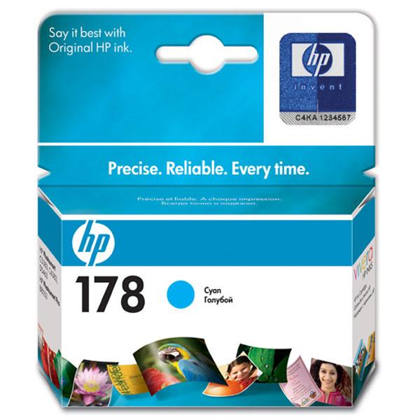 Картридж для струйного принтера HP 178 (CB318HE) картридж для струйного принтера hp 11 magenta c4837a