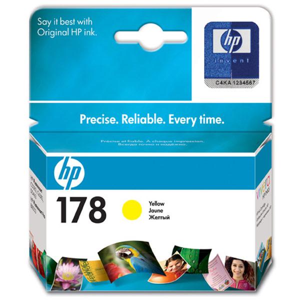 Картридж для струйного принтера HP 178 (CB320HE) картридж для струйного принтера hp 11 magenta c4837a