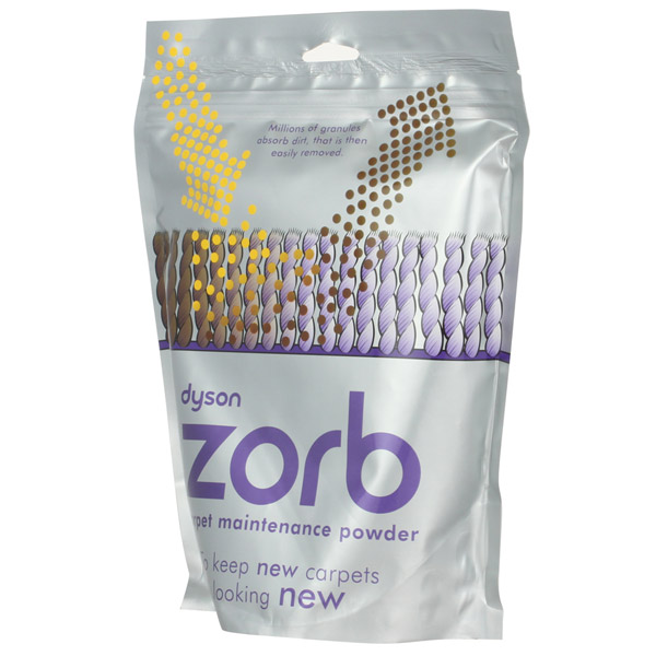 how to use dyson zorb