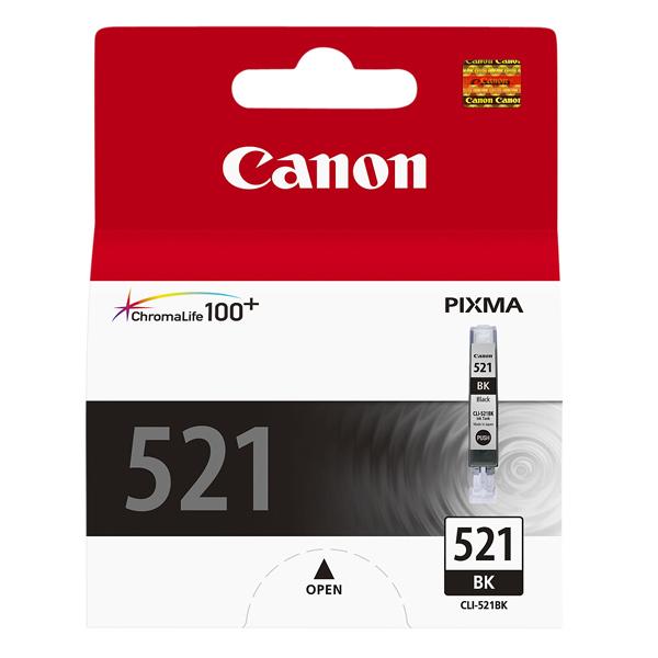 Canon, Картридж для струйного принтера, CLI-521BK