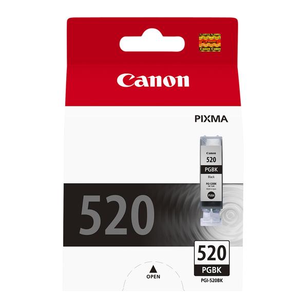 Картридж для струйного принтера Canon PGI-520BK