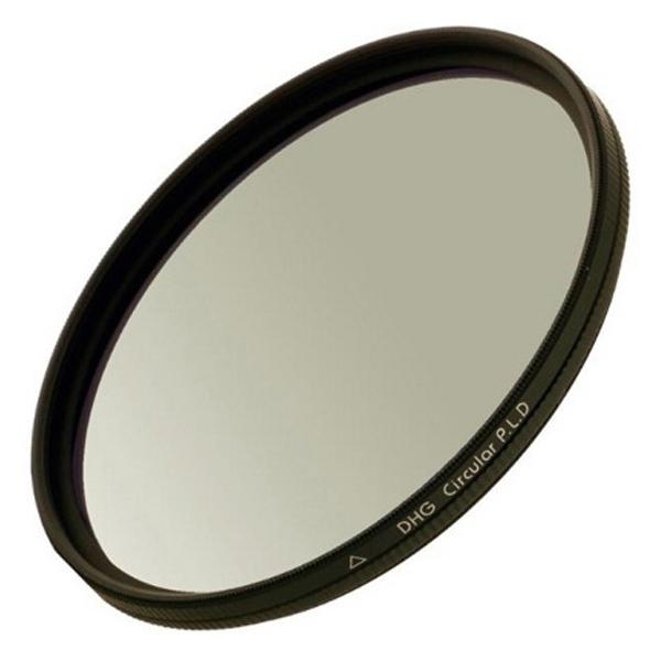 Светофильтр Marumi DHG Lens Circular P.L.D. 58mm черного цвета