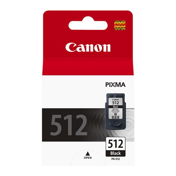 Картридж для струйного принтера Canon PG-512 картридж для струйного принтера canon pg 445 emb