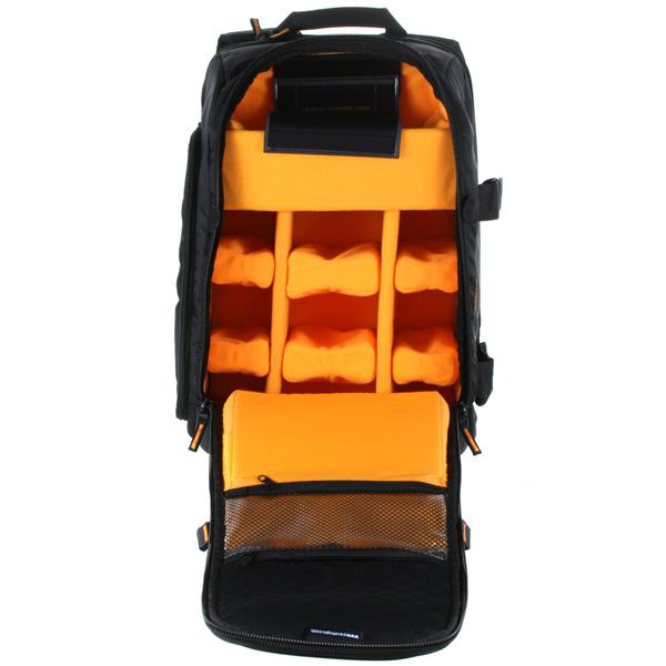 Рюкзак для фотоаппарата case logic slrc-206 black рюкзаки для ноутбука 15.6 маркет