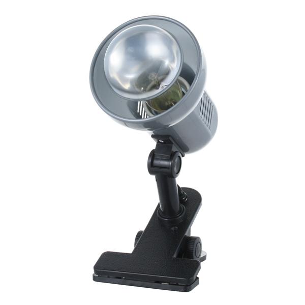 Светильник Camelion H-035 С03 прищепка серебристый