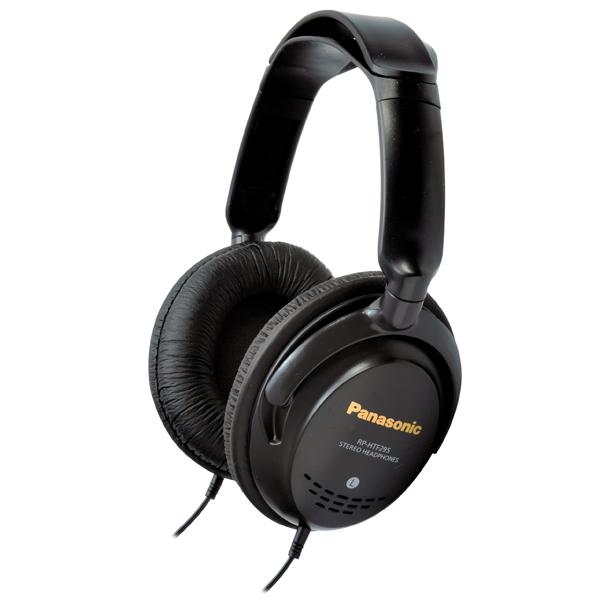 Наушники полноразмерные Panasonic RP-HTF295 Black