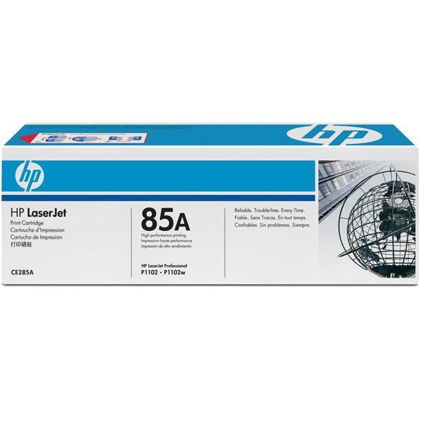 цена на Картридж для лазерного принтера HP 85A (CE285A)