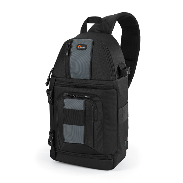 Рюкзак для фотоаппарата Lowepro SlingShot 202AW Black