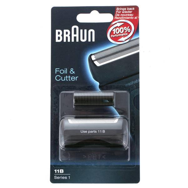 Сетка и режущий блок для электробритвы Braun Series 1 11B