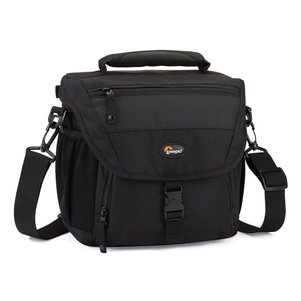Сумка для DSLR камер Lowepro Nova 170AW Black сумка универсальная lowepro rezo 170 aw