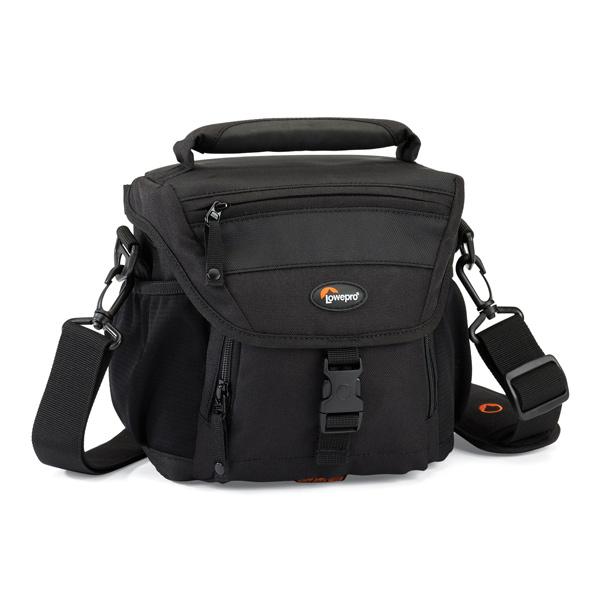 Сумка для DSLR камер Lowepro Nova 140AW Black lowepro apex 140 aw black сумка для ф аппаратуры