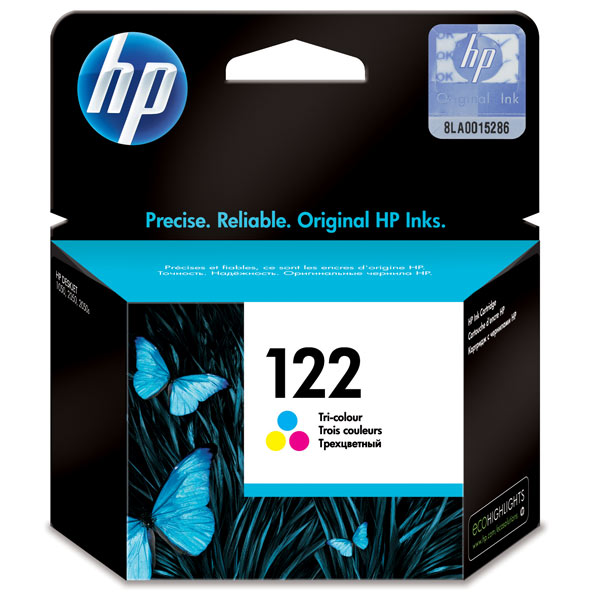 Картридж для струйного принтера HP 122 (CH562HE) картридж для струйного принтера hp 11 magenta c4837a