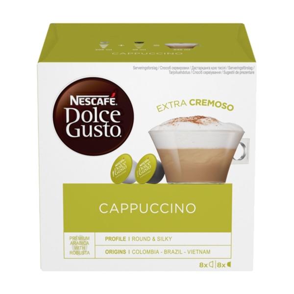 как приготовить кофе нескафе дольче густо